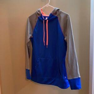 Women's athletic hoodie